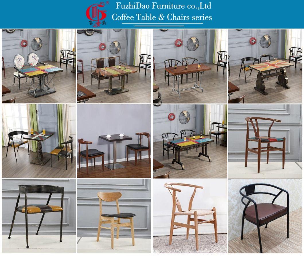 Banquet Furniture Modern Steel Restaurant Dining Chairs (FD-670)