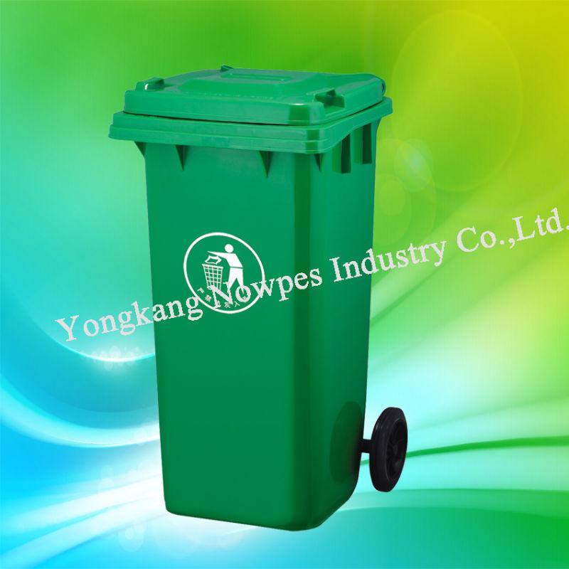 120L Garbage Bin with En840
