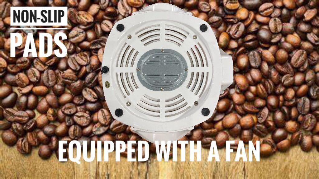 Temperature Adjustable Coffee Roaster
