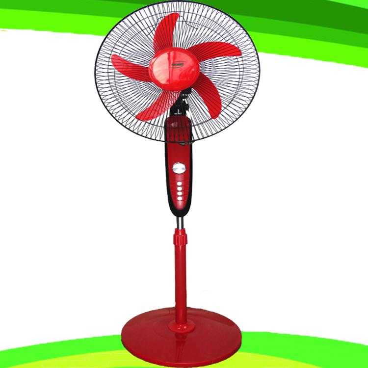 5 Blade 16 Inches 12V DC Stand Fan Solar Fan (SB-S5-DC16Q)