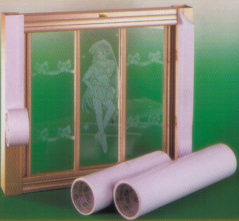 PVC Protection Film for Aluminum Window