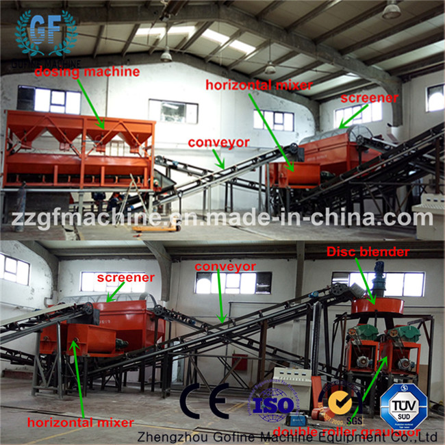 Chemical Fertilizer Production Line for Sale