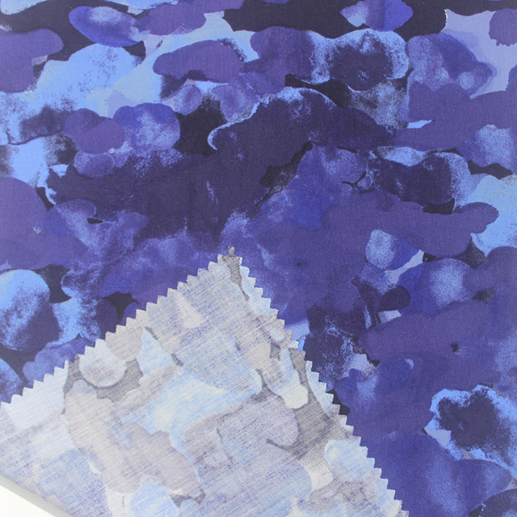 custom 100% Rayon Poplin Fabric