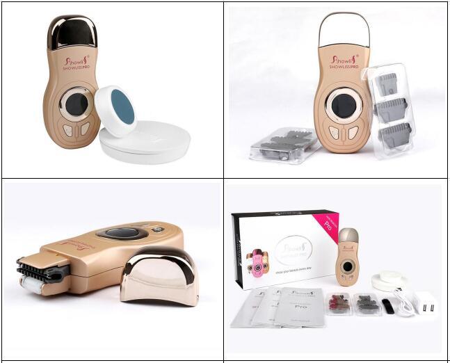 Home Use Beauty Machine Electric Epilator