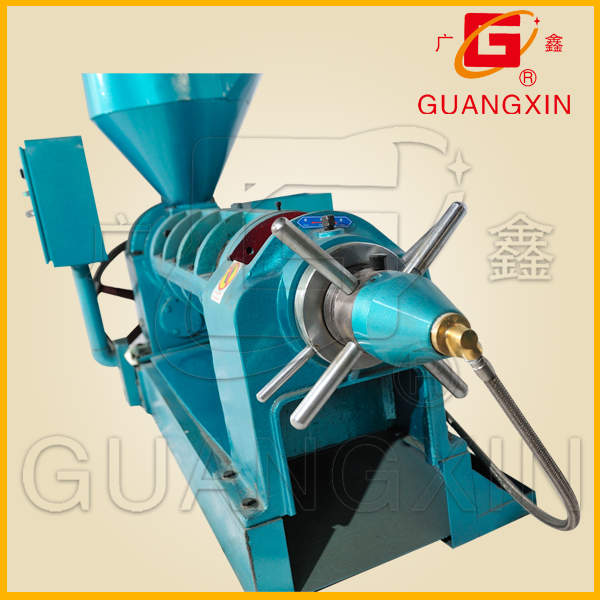 High Proformance Water Cooling System Oil Press Machine