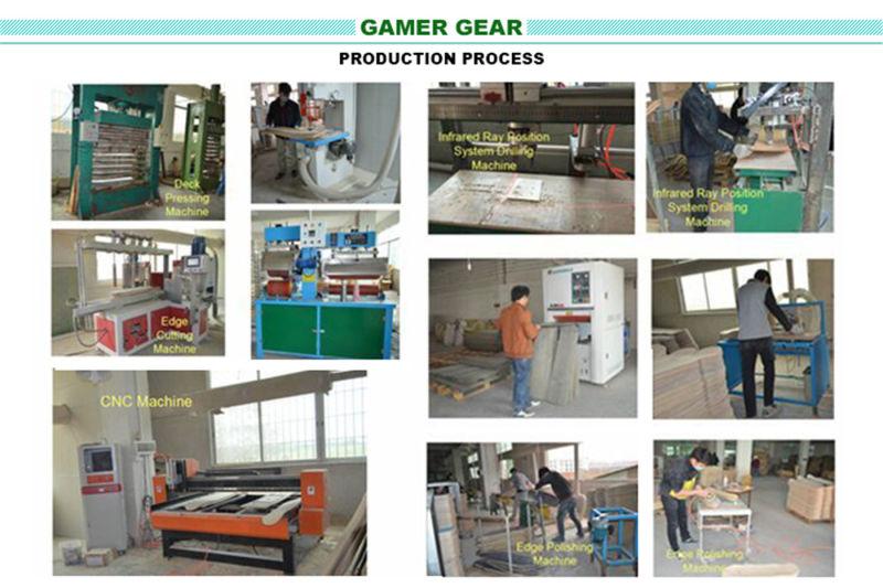 Bamboo+Fiber Glass Longboard (LCB-101)