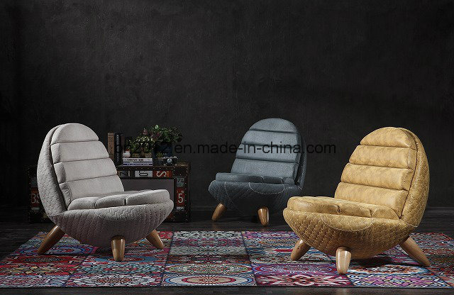 Fashion Design Chair, Lounge Chair, Modern Chair, Relax Chair, fabric Chair Ec-061