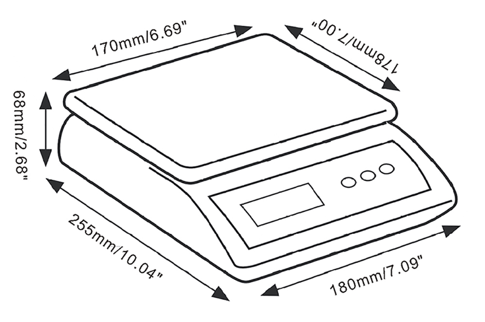 Weighing Scale (EHW-EC)