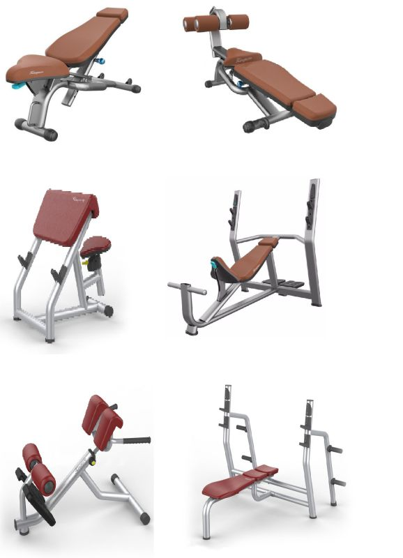 Strength Equipment Crunch Bench