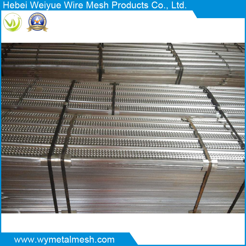 High Ribbed Formwrok with Iron Plate