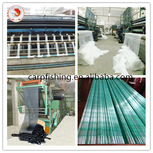 Polyester Multifilament Gill Net with Blue Color