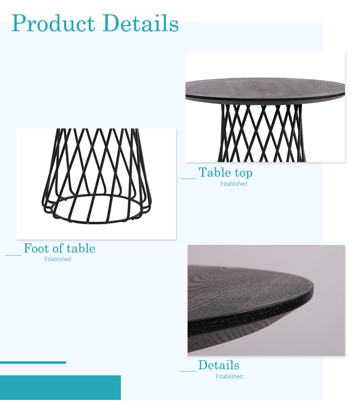 Modern Deisgn Coffee Table for Hotel or Bar