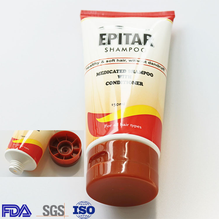 7ml Pharmaceutical Plastic Soft Tube of Sharp Mouth Nozzle Food Grade Packaging Tube