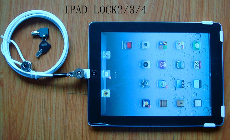 Lock, Laptop Lock for iPad (AL-IPADLOCK2, 3, 4, 5)
