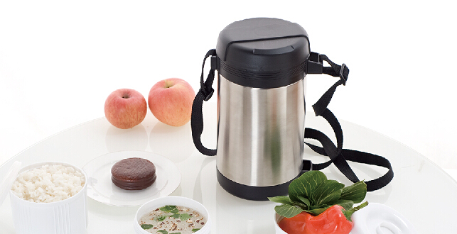 18/8 Stainless Steel Vacuum Food Jar Lunch Box