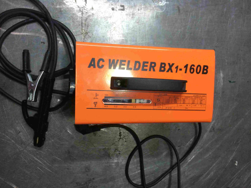 Portable Arc Welding Machine Bx1 Welder Bx1-130/160/180/200