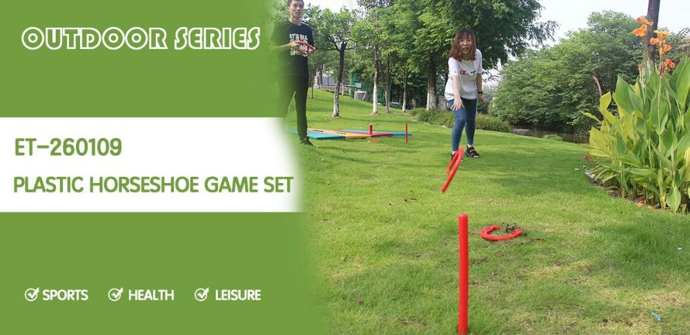 horseshoe game set