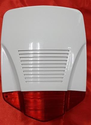 Alarm System Outdoor Horn/Siren Ta-Vvr