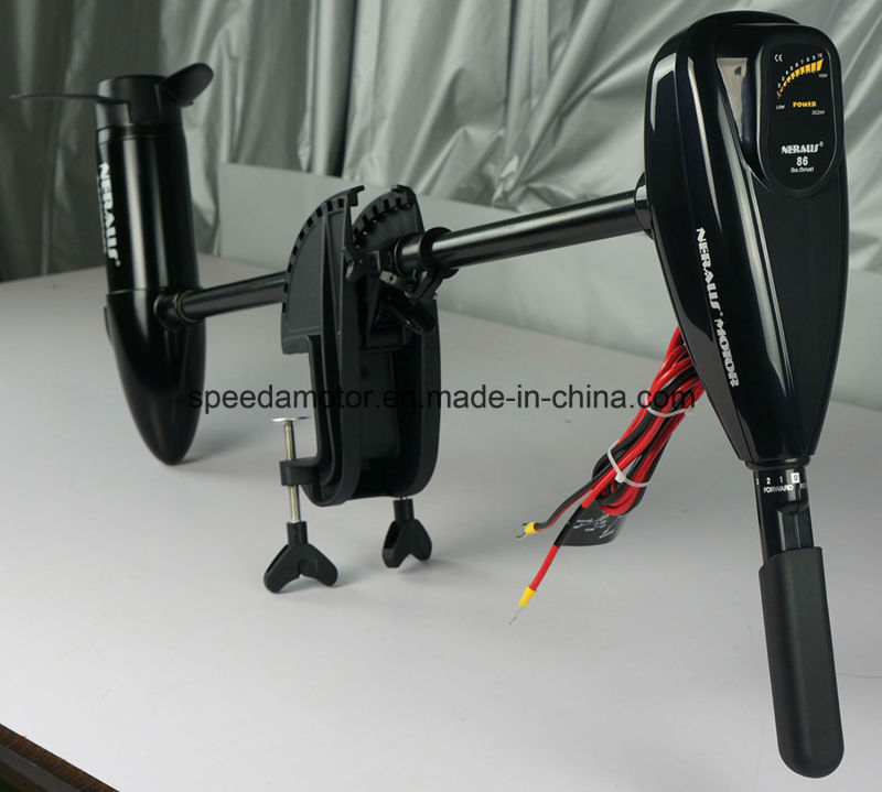 New Vessels 46lbs Thrust Electric Trolling Motor Outboard