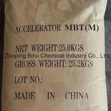 C7h5ns2 Rubber Accelerator Mbt (M) CAS: 149-30-4