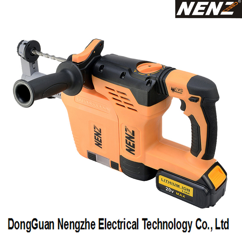 Innovate Cordless Dust Collection Power Tools with 2 Lithium Batteries (NZ80-01)