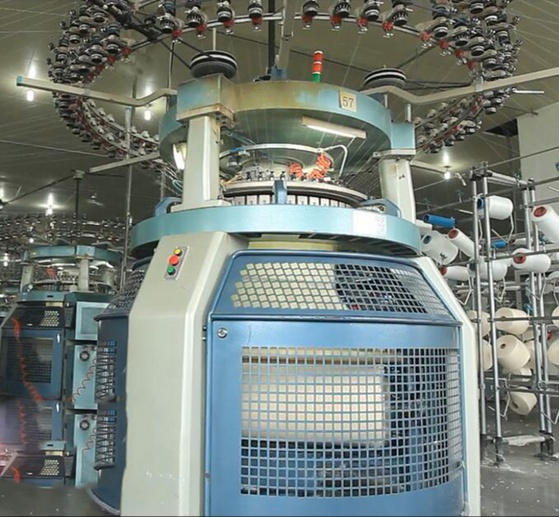 China Double Jersey Interlock Circular Knitting Machines