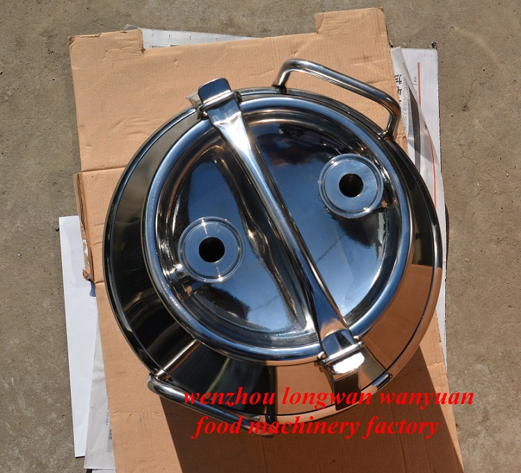 25L Stainless Steel Milk Pail