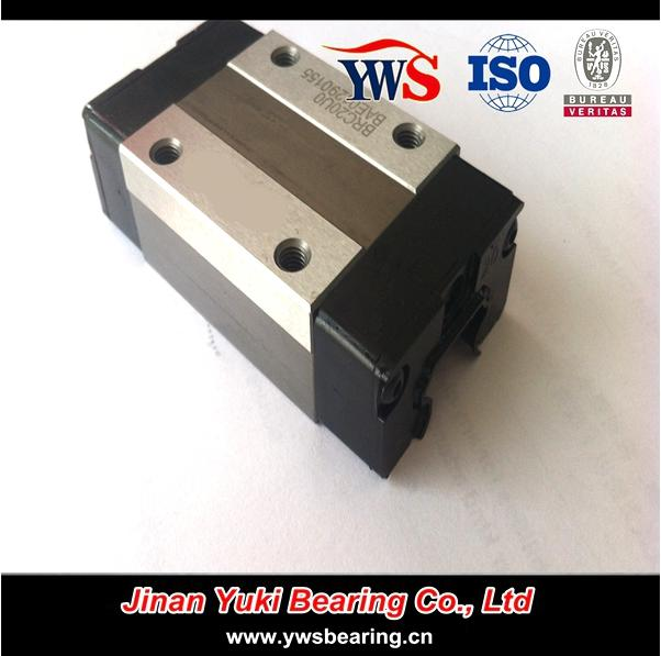 Brc20uo CNC Square Guide Bearing with One Car Cart