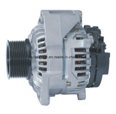 Auto Alternator for Mercedes Truck Actros, 0124555001, 0124555002, 0124555004, 0124555022, Ca16661r 24V 80A
