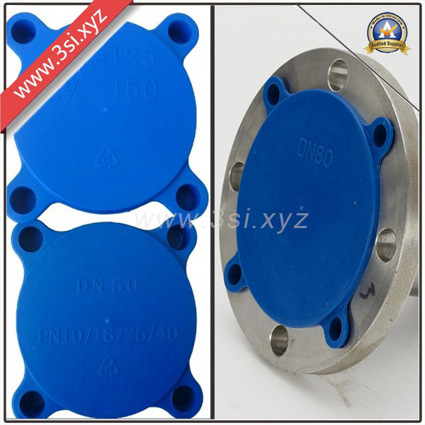 Plastic Flange Face Protectors with 4 Holes (YZF-H150)