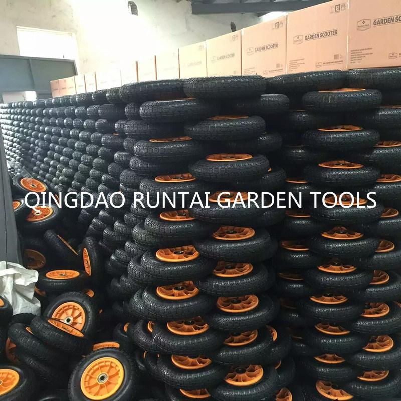 Qingdao Made High Quality Durable Cheap PU Wheel (3.00-8)