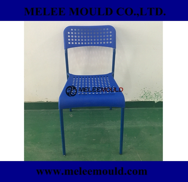 Melee Plastic Armless Home Furniture Chair Mold