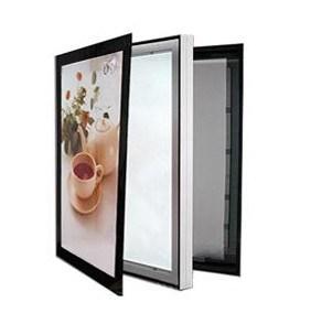 Aluminum Outdoor Advertising Slim Waterproof LED Light Box