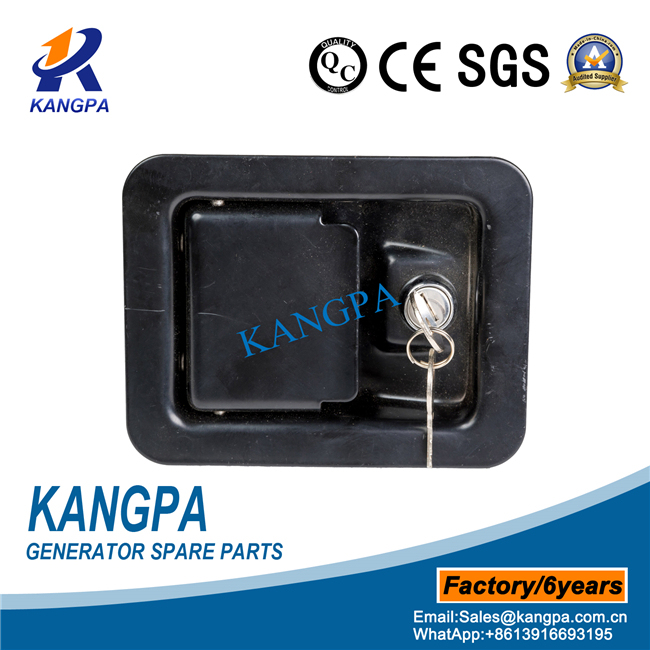 Heavy Duty Generator Spare Parts of Canopy Paddle Latch Lock
