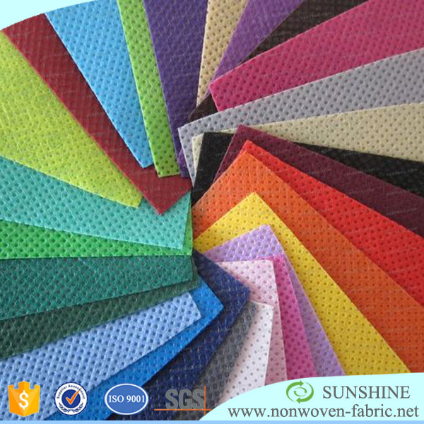 Recycled Eco Friendly Non Woven PP Fabric
