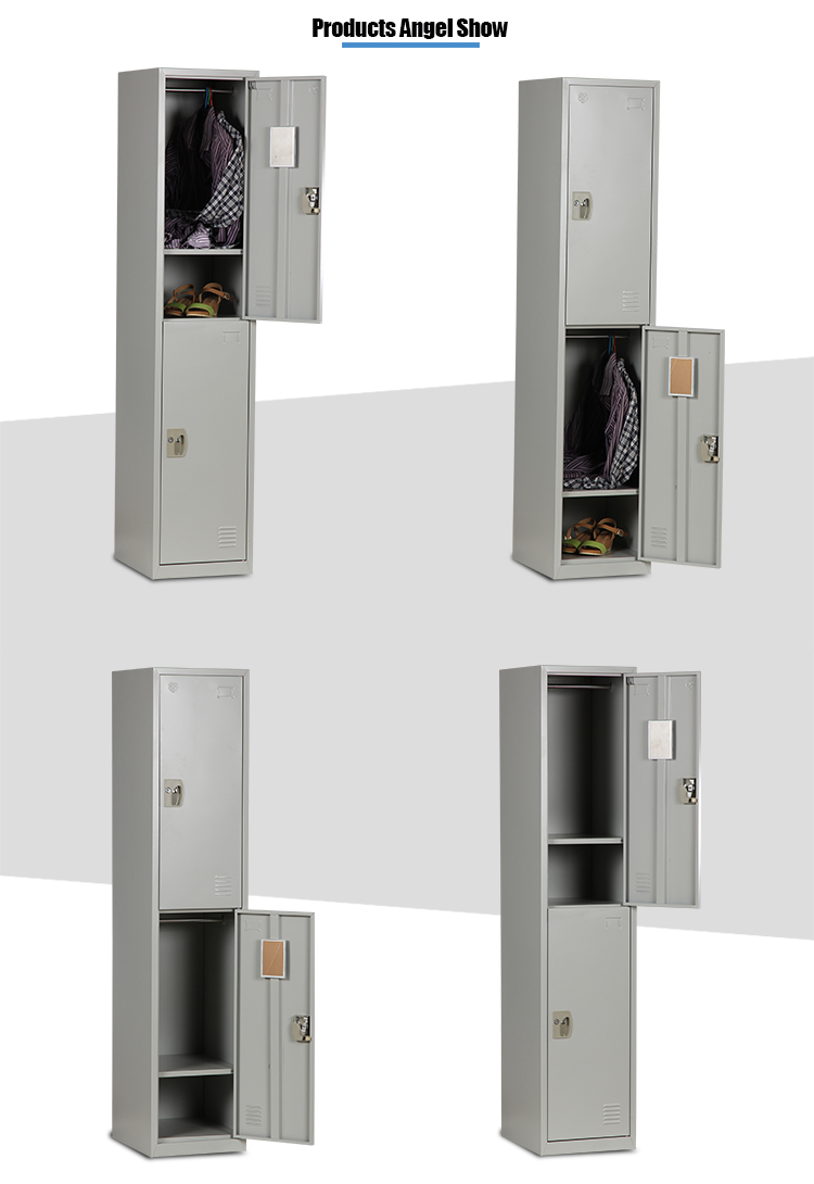 2 Door Clothing Cabinet