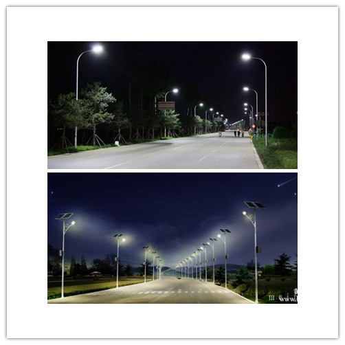 30W outdoor Integrated LED Solar Street Light