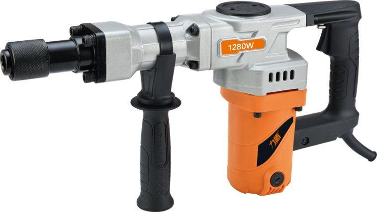 35mm 1280W 18j Industrial Quality Electric Tool Demolition Hammer (LD2235C)