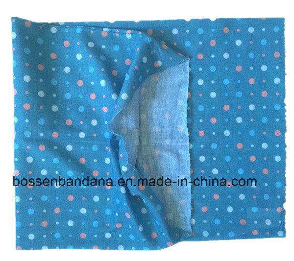 Custom Made Promotional Printed Polyester Microfiber Magic Seamless Sports Tubular Bandana Buff