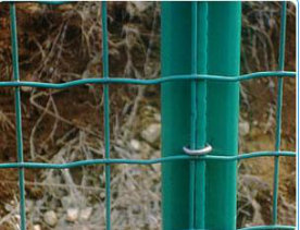 Garden Palisade Fence