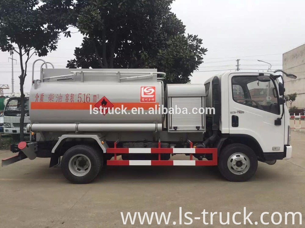 Cheap FAW Fuel Tank Truck,Oil Tanker,Fuel Bowser Mounted A Dispenser