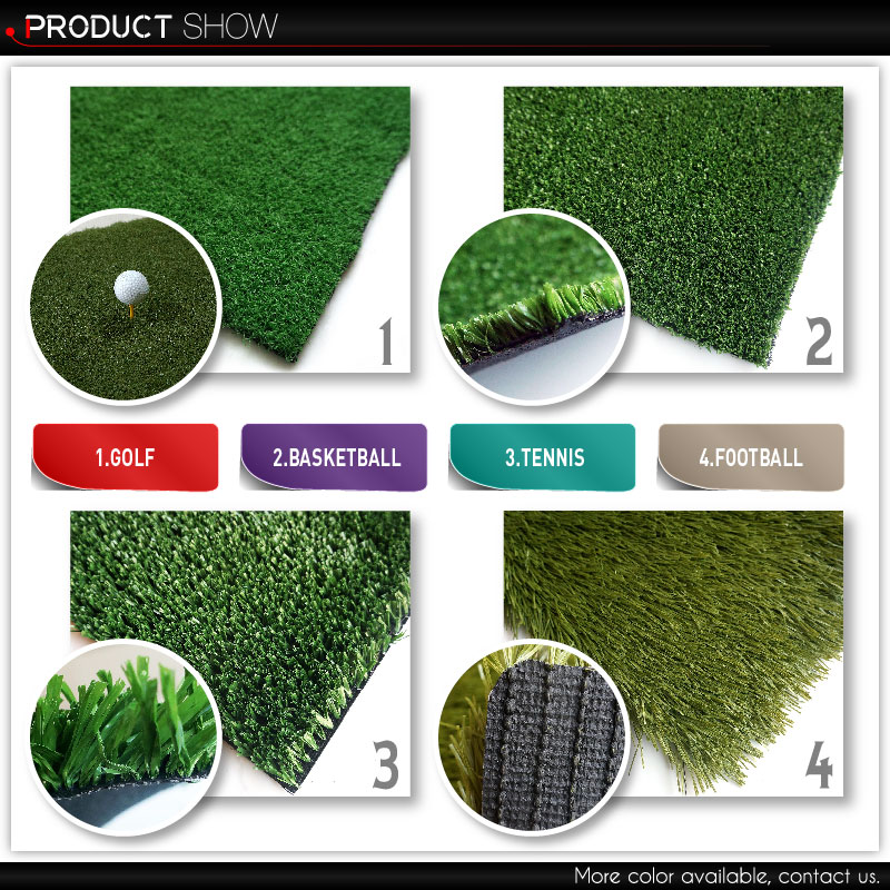 Outdoor Playground Synthetic Lawn for Sports