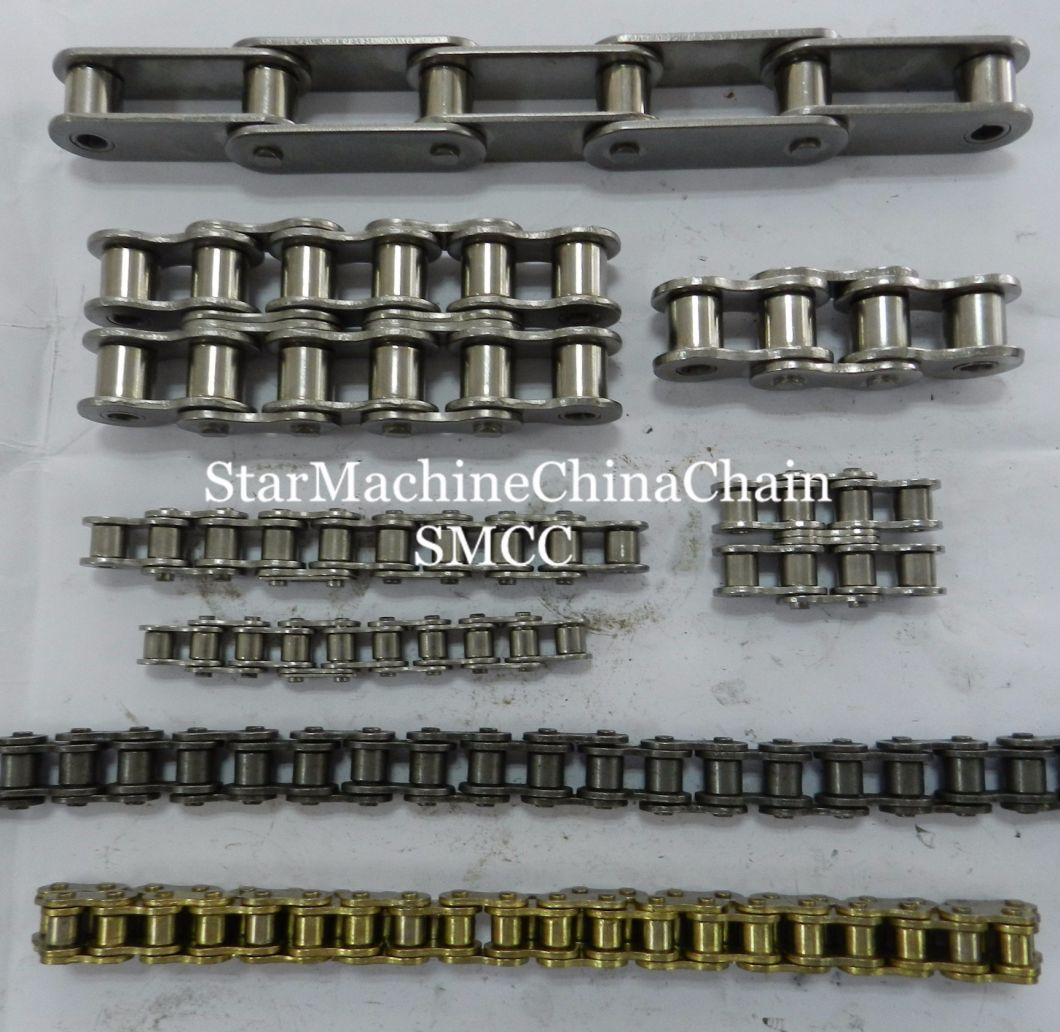 25 35 40~240 ANSI Standard Roller Chain