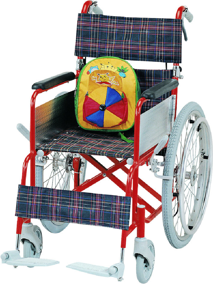 High Quality Aluminum Type Wheelchair