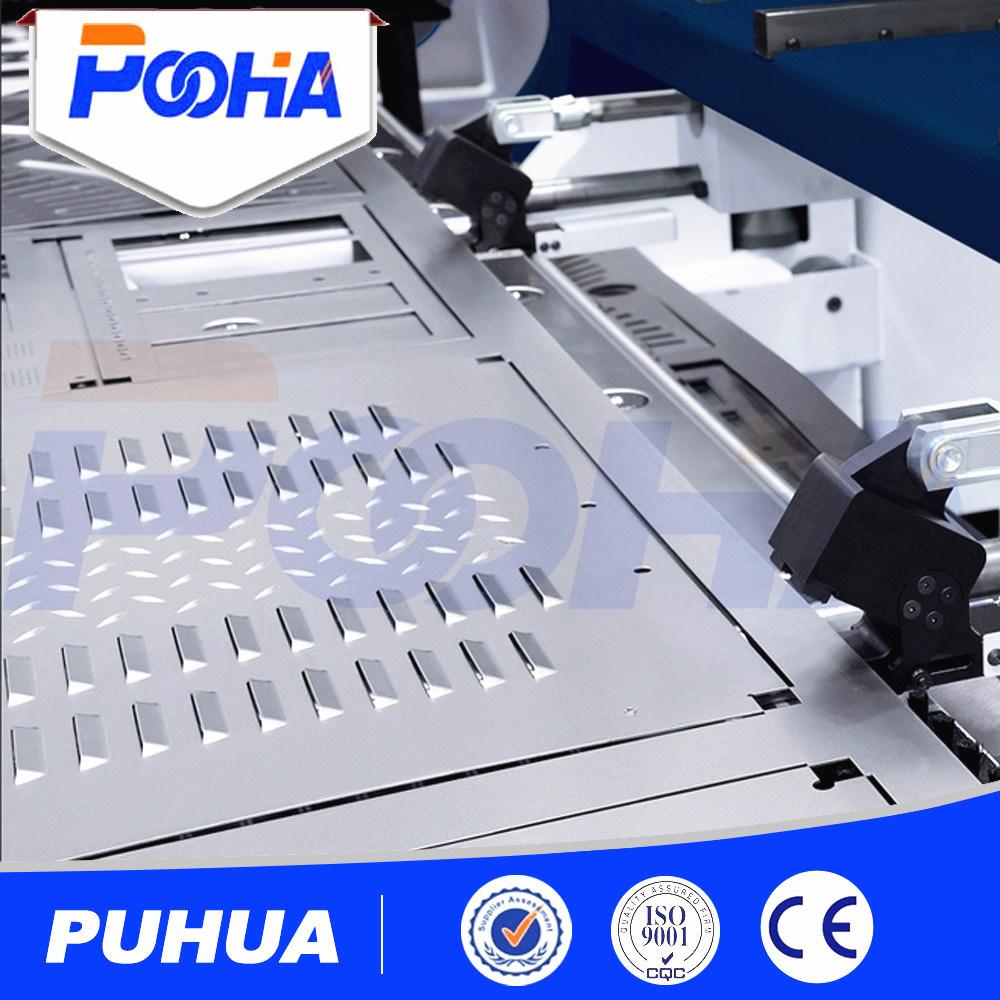 Pneumatic Mechanical CNC Turret Punching Machine