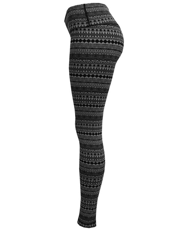 Custom Design Sexy Lady's Printed Yoga Leggings Pants