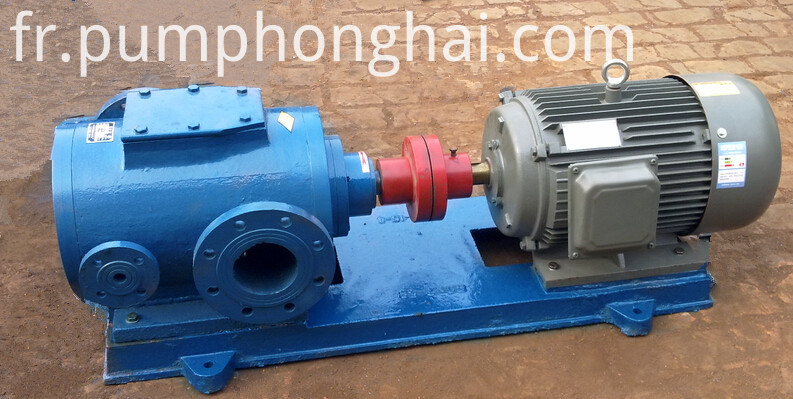High Temperature Heat Transfer Oil Triple Screw Pump