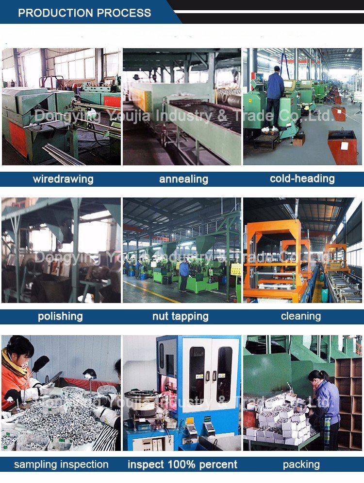 Customized Carbon Steel Class 8.8 Welding Stud Bolt
