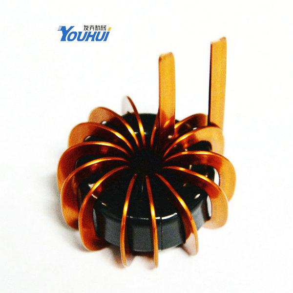 Custom Various Electrical Flat Copper Air Core Coil