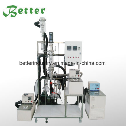 5 Liters Lab Vacuum Short Path Distillation
